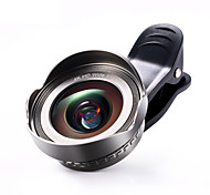 Mobile Phone Lens Wide-Angle Lens Macro Lens Aluminium Alloy 10X and above 40 0.02 120