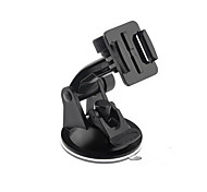 cheap -Suction Cup Outdoor Case Adjustable For Action Camera Gopro 6 All Action Camera All Gopro Gopro 5 Xiaomi Camera SJ4000 SJCAM Hunting