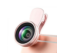 AODANMU Mobile Phone Lens 0.6X Wide-Angle Lens 10X Macro Lens Aluminium Alloy For Android Cellphone iPhone
