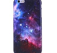 Недорогие -Назначение iPhone X iPhone 8 Чехлы панели С узором Задняя крышка Кейс для Цвет неба Мягкий Термопластик для Apple iPhone X iPhone 8 Plus