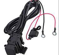 Conjunto de Carregador Portas Multiplas 2 Portas USB Carregador Somente DC 5V/2.1A