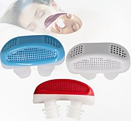 cheap -1Pcs Sleeping Aid Anti-Snoring Stop Nose Grinding Air Clean Filter Air Purifying Apparatus Health Care