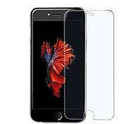 Vidrio Templado Protector de pantalla para Apple iPhone 8 Plus Protector de Pantalla Frontal Anti-Huellas Alta definición (HD) Dureza 9H