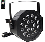 cheap -U'King 30 W LED Par Lights Sound-Activated RGB 110-240 V / 1 pc / RoHS / CE Certified / FCC