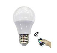 cheap -1 pc 4.5W 350 lm E27 LED Smart Bulbs 3 leds High Power LED Bluetooth APP Control RGB+Warm AC 100-240V