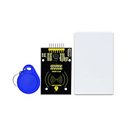 Keyestudio MFRC522 RFID S50 Fudan Card IC Card Module with SPI Port for Arduino UNO R3 MEGA 2560 R3