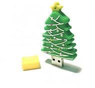 32gb christmas usb flash drive cartoon creative christmas tree christmas gift usb 2.0