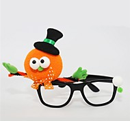 Animal Pumpkin Glasses Halloween Children's Day Festival / Holiday Halloween Costumes Orange Fashion