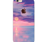 For iPhone 7 iPhone 7 Plus Case Cover Ultra-thin Transparent Pattern Back Cover Case Scenery Soft TPU for Apple iPhone 7 Plus iPhone 7