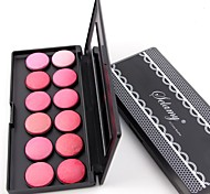 cheap -2 Blush Dry Shimmer Other Face China Cosmetic Beauty Care Makeup for Face