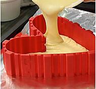 1 Piece Cake Molds Snake Cake Silica Gel Baking Tool DIY