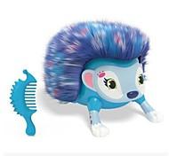 Мягкие игрушки Электронные домашние животные Игрушки Животный принт Животные моделирование Для детей Куски