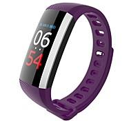 Недорогие -Умный браслет G9 Сенсорный экран / Пульсомер / Защита от влаги Импульсный трекер / Педометр / Датчик для отслеживания активности