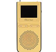 Недорогие -UnisCom MP3 MP3 WMA WAV Литий-ионная аккумуляторная батарея