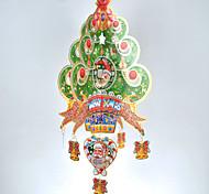 творческие деревянные украшения рождественской елки трехмерная модель настольного украшения
