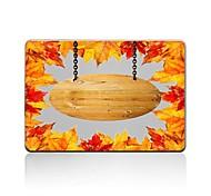 """Недорогие -MacBook Кейс для Прозрачный дерево ПВХ Новый MacBook Pro 15"""" Новый MacBook Pro 13"""" MacBook Pro, 15 дюймов MacBook Air, 13 дюймов MacBook"""