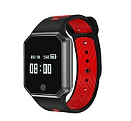 cheap -Smart Watch Touch Screen Heart Rate Monitor Water Resistant / Water Proof Calories Burned Pedometers Media Control Exercise Record