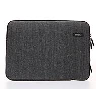 Недорогие -ноутбук рукав водонепроницаемый корпус ударопрочный ноутбук оболочки сумка для MacBook Air / Pro / 11,6 сетчатки / 13,3 / 15,4