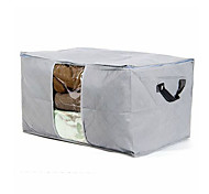 cheap -Textile Plastic Oval Anti-Dust Anti-Wind Home Organization, 1pc Shoe Bags Drawers Storage Bags