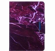 marmor muster kartenhalter mit stand flip magnetische pu ledertasche karte tasche mit muster für samsung galaxy tab a t550 t555c 9,7 zoll