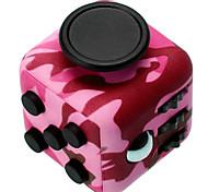 Недорогие -Игрушки от стресса Кубик от стресса Стресс и тревога помощи Своими руками ABS 1pcs Детские Взрослые Мальчики Подарок