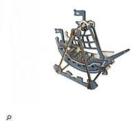 Недорогие -Набор для творчества 3D пазлы Пазлы Пазлы и логические игры Катер Игрушки 3D Мода Для детской Горячая распродажа Классика Мода Новый
