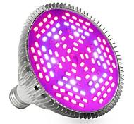 Недорогие -YWXLIGHT® 1 ед. 24W 2400-2500 lm E27 Растущие лампочки 120 светодиоды SMD 5730 Декоративная Фиолетовый AC 85-265V