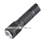 U'King LED Flashlights / Torch LED 2000 lm 3 Mode Cree XM-L T6 Adjustable Focus Zoomable for Camping/Hiking/Caving Everyday Use