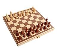 Шахматы Игрушки Семья Образование Новый дизайн Мальчики Взрослые Куски