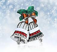 Недорогие -Жен. Броши Стразы Простой Elegant Стразы Сплав Бижутерия Бижутерия Назначение Рождество