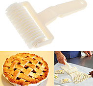 cheap -Bakeware tools Plastic DIY Christmas Cake For Bread For Cookie For Pizza Noodles Kitchen Cheese Rolling Pin