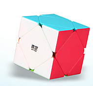 cheap -Rubik's Cube QI YI QICHENG Skewb 176 Skewb Skewb Cube Smooth Speed Cube Magic Cube Puzzle Cube Gift Girls'