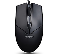 A4TECH OP-550NU  Wired Office Mouse USB 3 Keys 1000DPI with 165cm Cable