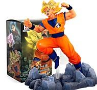 baratos -Figuras de Ação Anime Inspirado por Dragon ball Goku PVC CM modelo Brinquedos Boneca de Brinquedo