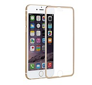 cheap -Screen Protector Apple for iPhone 6s iPhone 6 Titanium Alloy Tempered Glass 1 pc Screen Protector Mirror