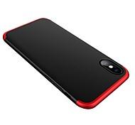 Недорогие -Кейс для Назначение Apple iPhone X iPhone 8 Ультратонкий Матовое Чехол Сплошной цвет Твердый PC для iPhone X iPhone 8 Plus iPhone 8