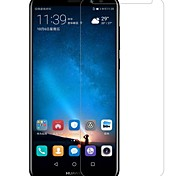 Screen Protector for Huawei Huawei Mate 10 lite Tempered Glass 1 pc Front Screen Protector High Definition (HD) 9H Hardness Explosion