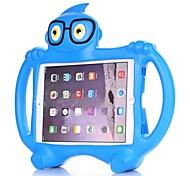 cheap -Case For Apple iPad 4/3/2 iPad mini 4 Shockproof Full Body Cases Cartoon Image Hard EVA for iPad 4/3/2 Apple