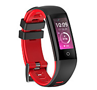 G16 Smart Healthy Lifestyle Wristband IP67 0.96 Inch Color Display Heart Rate Blood Pressure Sleep Monitoring Pedometer Bluetooth 4.0