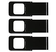 Недорогие -3шт для веб-камеры слайдер камеры объектив защиты конфиденциальности для телефона / компьютера