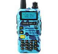 abordables -RMENST Walkie Talkie  5KM-10KM 5KM-10KM 2000.0 8 Walkie talkie Radio de dos vías
