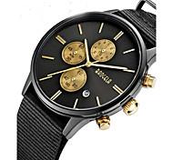 Men's Watch Boxes Casual Watch Sport Watch Fashion Watch Dress Watch Wrist watch Unique Creative Watch Japanese Quartz Calendar