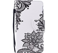 Case For Apple iPhone X iPhone 8 Card Holder Wallet with Stand Flip Pattern Full Body Flower Hard PU Leather for iPhone X iPhone 8 Plus
