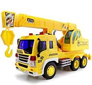 Инерционная машинка Экипаж Игрушечные пласки Игрушечные грузовики и строительные машины Игрушки кран Игрушки Автомобиль Транспорт