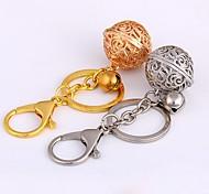 cheap -Keychain Jewelry Alloy Circle Ball Basic Gift Christmas Daily Men's Women's