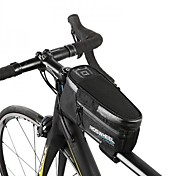 cheap -ROSWHEEL Bike Bag 1.5L Bike Frame Bag Waterproof Zipper Bicycle Bag Nylon Cycle Bag Cycling Cycling / Bike