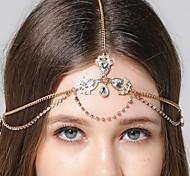 Недорогие -Цепочка на голову Серебро Свадьба Для праздника / вечеринки На выход