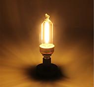 abordables -1pc 5w c35 e14 led bulbos de filamento blanco cálido 400lm led flores de hielo mazorca ac220-240v