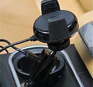 Недорогие -Автомобильное зарядное устройство / Беспроводное зарядное устройство Зарядное устройство USB USB Беспроводное зарядное устройство / Qi 1 USB порт 2 A DC 5V iPhone 8 Pluss / iPhone 8 / S8 Plus