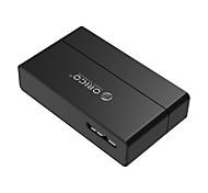 Недорогие -ORICO USB 3.0 Адаптер, USB 3.0 to USB 3.0 Micro-B Адаптер Male - Male 0.3м (1ft) 5.0 Гб/сек.